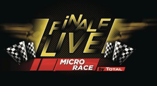 #microrace