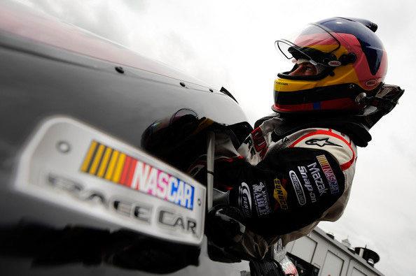 Jacques Villeneuve Bucyrus 200
