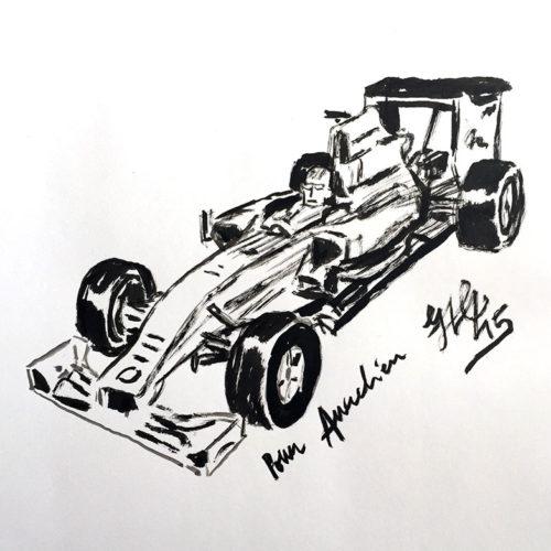 Un nouveau dessin dans la collection