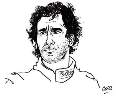 Saint Senna Day